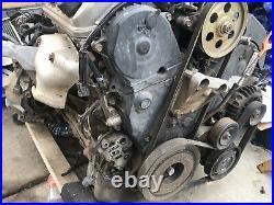 01-02 Honda Accord 3.0l V6 Replacement Engine & Transmission J30a1 V-tec