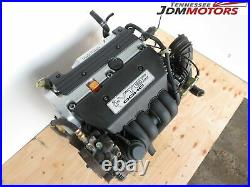 02 03 04 05 06 Honda Crv 2.0l I-vtec K20a Engine Replacement Motor Jdm K24a