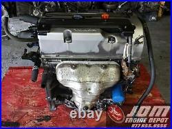 02 06 Honda Crv 2.0l 4cyl I-vtec Engine Jdm K20a Replaces Engine For K24a