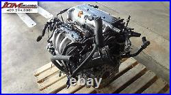 04 08 Acura Tsx Replacement 2.4l Dohc Vtec 3 Lobe 200hp Engine Jdm Rbb1/2/3 K24a
