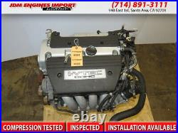 06-07-08-09-10 Honda CIVIC Si Engine Jdm K20a Motor Replacement For K20z