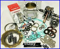13-17 CRF450R CRF 450R Rebuilt Motor Engine Rebuild Kit Complete Redo Top Bottom