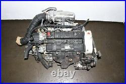 1988 1989 1990 1991 Honda CIVIC D16a8 Engine Replacement Zc Dohc Manual Trans