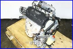 1992-1995 Honda Civic ZC Engine Motor 1.6L 4 Cylinder Vtec JDM Replaces D16Z6