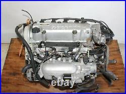 1996-2000 Honda Civic EX Engine 1.6L Sohc Vtec D16Y6 Replacement For D16Y8
