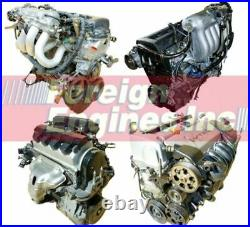 2000 2001 2002 Honda Accord 3.0l V6 Replacement Engine For J30a1