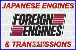 2000 2001 2002 Honda Passport 3.2l 6vd1 Replacement Engine Dohc