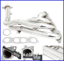 2000-2008 Honda S2000 Ap1 Ap2 4-2-1 F20/f22 Stainless Steel Exhaust Header