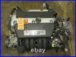 2002 2003 2004 2005 2006 Honda Crv 2.0l Engine Replacement 2.4l K24a Jdm
