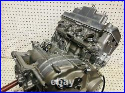 2006 Honda CBR600RR Replacement engine, motor block assembly 12,757 Miles