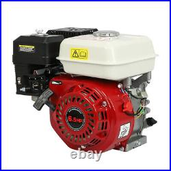 5.5HP Gas Engine Replaces for Honda GX160 OHV 160cc Pullstart Pump