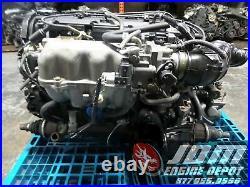 96 97 Honda Accord 2.3l Sohc 4 Cylinder Vtec Replacement Engine Motor Jdm F23a