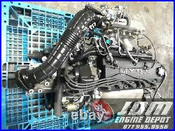 96 97 Honda Accord 2.3l Sohc 4cyl Vtec Replacement Engine Free Shipping Jdm F23a