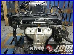 97 98 Honda Crv 2.0l Dohc Low Comp High Intake Engine B20b3 / B20b4 Replacement