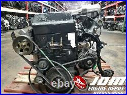 99 01 Honda Crv 2.0l True High Compression Dohc Engine B20b8 Equivalent B20z2