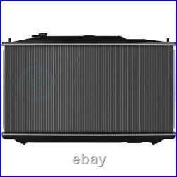Aluminum Radiator For 2013-2018 Acura RDX 3.5L 2008-2012 Honda Accord 3.5L