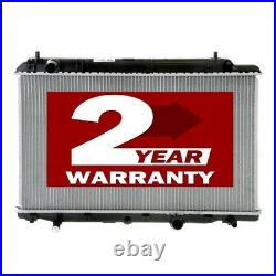 BRAND NEW HONDA CRV 2.2 CDTi TURBO DIESEL RADIATOR NEW YEAR 2002 TO 2005 MANUAL
