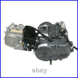 Big Valve Lifan 140cc Pit Bike Engine Oil Cooled Motor & Carb Replace 50cc-125cc