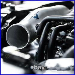 Car engine intake duct replace energy saving pipe trim For Honda Civic 2016-2021