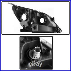 For 05-07 Honda Odyssey Chrome Housing Factory Style Headlight Signal Assembly