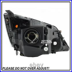 For 07-11 Honda CRV Replacement Headlight Lamp Factory Style Left+Right Side