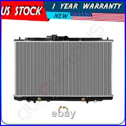 For 1998-2002 Honda Accord V6 3.0L New Replacement Aluminum Radiator Fits 2147