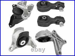For 2012-2014 Honda CRV Engine Mount and Transmission Mount Kit 71296MH 2013