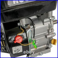 For Honda GX160 OHV Replacement Gas Engine 7.5HP 210cc Horizontal 168F Pullstart