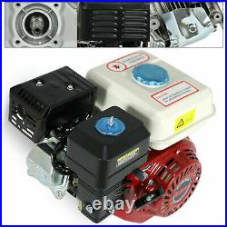 Gas Engine Replaces For Honda GX160 6.5HP 160cc OHV Air Cooled Pullstart