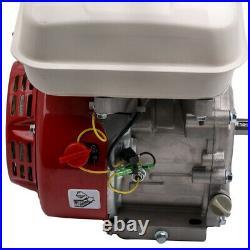 Gas Engine Replaces for Honda GX160 OHV 5.5HP 163cc Pullstart Pump