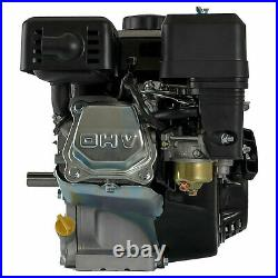 Gas Engine Replaces for Honda GX160 OHV 7.5HP 210cc Pullstart Single Cylinder US