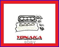 H22A Head Gasket Set Honda Prelude OEM Yonaka Replacment Kit VTEC JDM Engine H22