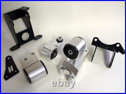 HASport Stock Replacement Motor Mount Kit FOR 06-11 Honda Civic Si (62A)