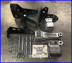 Hasport 2017+ Honda Civic Si Replacement Engine Mount Kit FCSTK 62A Street