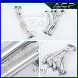 Header / Manifold Exhaust For 1998 1999 2000 2001 2002 Honda Accord F23 4Cyl