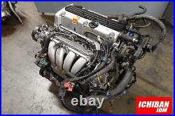 Honda Accord Engine K24a Jdm Low Mile Engine 2003-2007 Used Replacement Motor