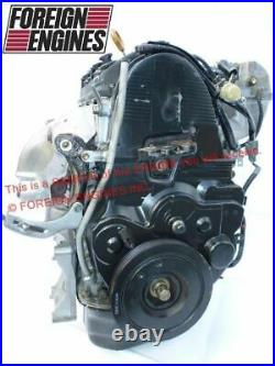 Honda Engine. 1995 Odyssey Motor 2.3l F23a Vtec Replacement For 2.2l F22b6