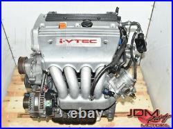Honda K24 2.4L Accord / Odyssey / TSX 08-14 i-VTEC Replacement RBB Engine Swap