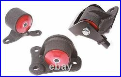 INNOVATIVE STEEL Motor Engine MOUNT KIT FOR PRELUDE 97 98 99 00 01 H22A (60A)