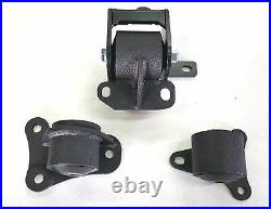 INNOVATIVE STEEL Motor Engine MOUNT KIT FOR PRELUDE 97 98 99 00 01 H22A (75A)