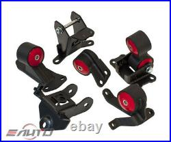 Innovative 60A Steel Replacement Engine Mount Kit Civic Si 06-11 FA5 FG2 K20