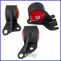 Innovative Mounts 19151-75A Replacement Engine Mount Kit For 88-91 Civic/CRX NEW