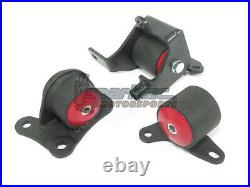 Innovative Replacement Steel Engine Motor Mounts 60A 97-01 Honda Prelude BB ALL