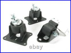 Innovative Replacement Steel Engine Motor Mounts 75A 03-07 Accord / 04-08 TL NEW