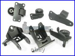 Innovative Replacement Steel Engine Motor Mounts 75A 06-11 Honda Civic Si NEW