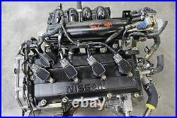 JDM 2002-2006 QR20DE Nissan Altima 2.0L replacement for 2.5 QR25 QR20 engine