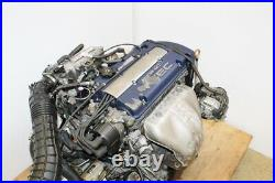 JDM Honda H23A Engine Prelude Accord 2.3L DOHC Vtec Blue Top Motor Only H22A