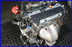 Jdm 03 07 Honda Acord Base Model K24a I-vtec Replacment Engine Only Raa