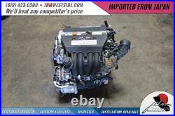 Jdm 2002 2006 Honda Crv Cr-v 2.4l Engine K24a Dohc I-vtec Motor 2.0 Replacement