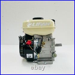 LF120Q 4hp LIFAN PETROL ENGINE Replaces Honda GX120 3/4 Shaft Recoil Pull Start